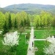 фото Санаторий Теплица Закарпатье.Природа