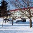 фото Санаторий Теплица Закарпатье.Санаторий зимой
