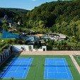 фото Теннисный корт