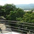 фото Отель Квелле Поляна Закарпатье.Вид с балкона номера