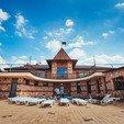 фото Отель Золотая гора  Ужгород. Внешний вид