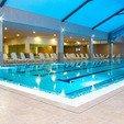 фото Отель Золотая гора  Ужгород.Крытый бассейн