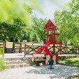 фото Отель Золотая гора  Ужгород.Детская площадка