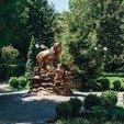 фото Статуя медведю