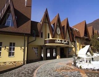 Отель Бель Рояль Мукачево.