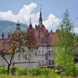 фото Санаторий Карпаты Чинадиево Закарпатье. Замок