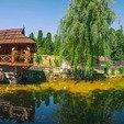 фото Санатория «Карпаты» в Трускавце. Озеро