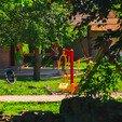 фото Санатория «Карпаты» в Трускавце. Детская зона