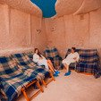 фото Санатория «Карпаты» в Трускавце. Соляные пещеры