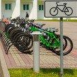 фото санаторий риксос трускавец. катание на велосипедах