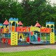 фото гостиница риксос трускавец. детская площадка