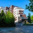 фото Отеля «Миротель» в Трускавце.Санаторий утром