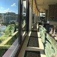 фото Отеля «Миротель» в Трускавце.Вид на город