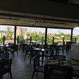 фото Отеля «Миротель» в Трускавце.Ресторан Беллини. Летняя терраса