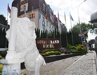Санаторий Женева в Трускавце