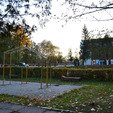 фото санаторий молдова в трускавце. площадка для спорта