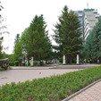 фото санаторий молдова в трускавце.территория