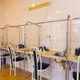 фото санатория Кристалл в Трускавце. Кабинет процедур