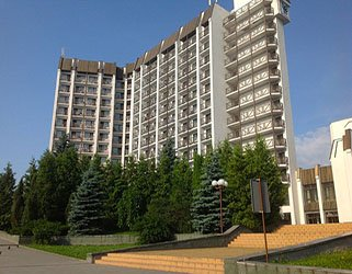 Санаторий «Днепр-Бескид» г.Трускавец