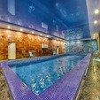 фото Санаторий «Элит-Днепр» в Трускавце. большой бассейн