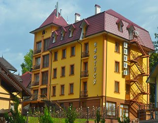фото отель нафтуся трускавець. мини-отель