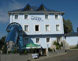фото готель оріана трускавець