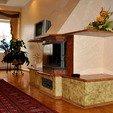 фото Отель-пансионат «Ориана» в Трускавце. Камин