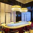 фото Отель Три Сына и Дочка 5* Сходница. Покерный стол