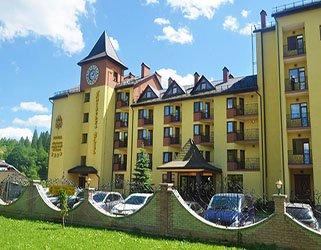 Отель «Киевская Русь» Сходница