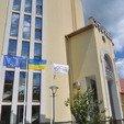 фото СПА-отель Тустань Сходница. Главный вход