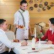 фото СПА-отель Тустань Сходница. Ресторан