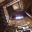 фото Вилла «Моцарт» Трускавец. Лестница