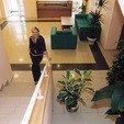 фото вилла Анастасия в Трускавце. Лестница