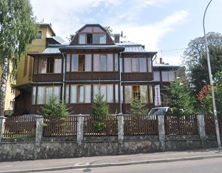 Отель «Мальвы» г.Трускавец