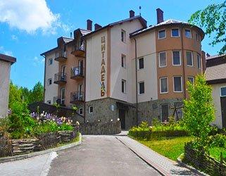 фото Отель Цитадель Сходница.