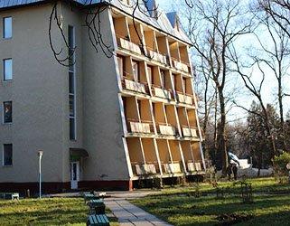 Санаторий «Жемчужина Прикарпатья» г.Моршин