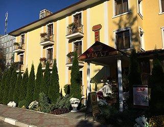 Отель «Виват» г.Моршин