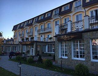 Отель «Богдан» г.Моршин