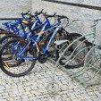 фото вело-проката в отеле Грін-парк отель