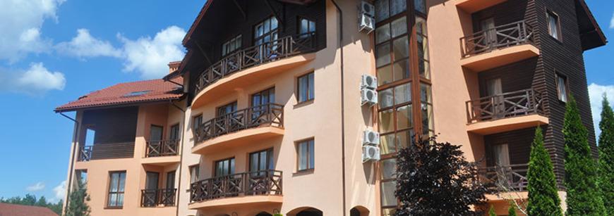 отель респект сходница