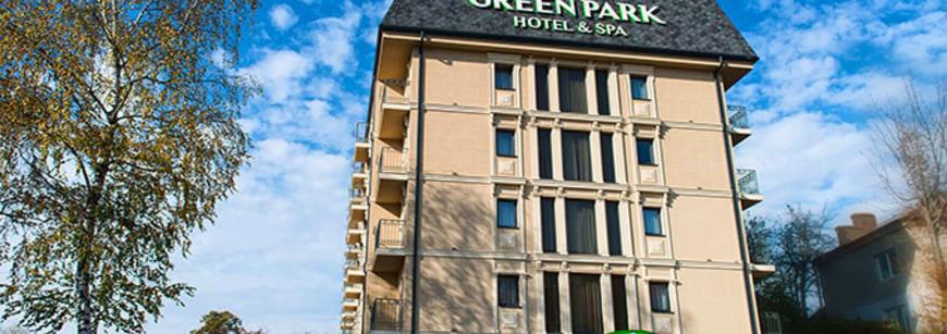 отель грин парк в трускавце