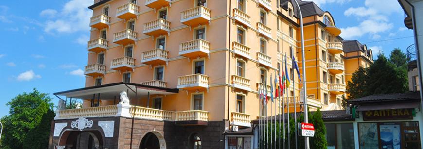 СПА готель Женева, Трускавець Фото №1
