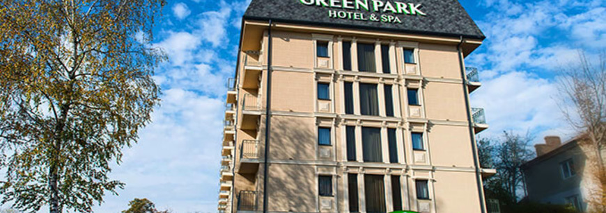 Міні готель Green Park, Трускавець Фото №2