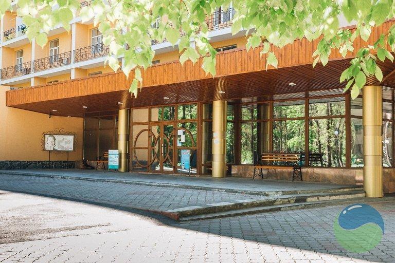 Украинских курорт санаторий Подолье
