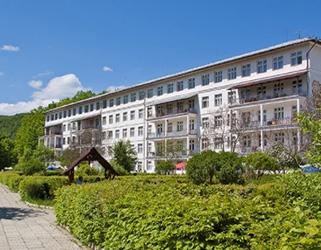 Санаторій Сонячне Закарпаття, Поляна Фото №2