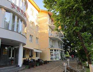 Готель Квелле Поляна Фото №1