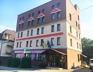 Отель «Соламия» г.Трускавец