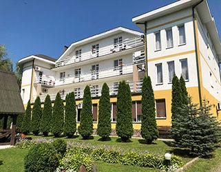 отель континент поляна
