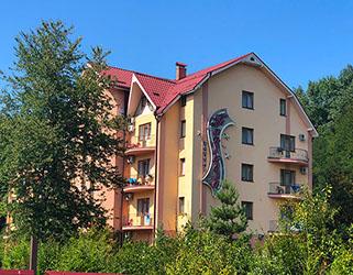 Готель «Фантазія» Поляна Фото №4
