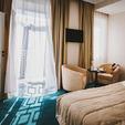 фото отель алькор. номер люкс. тв